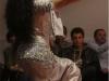 Leena Qadi, danza con bastón