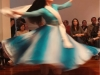 Leena Qadi, giro sufi con velo
