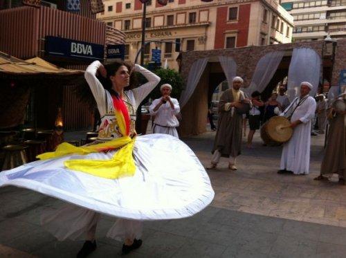 Mercado Medieval Alicante 2012