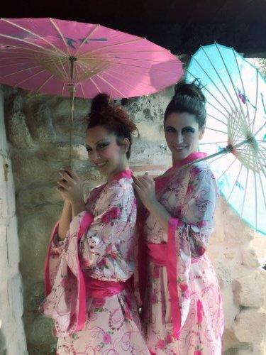 Fantasía Japonesa con la Companía Hanin
