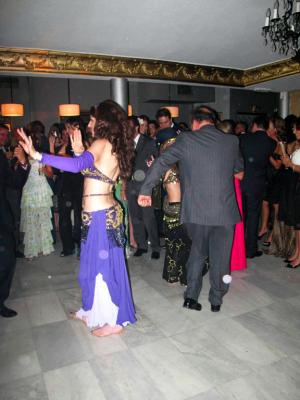 Espectáculos en Bodas y Celebraciones