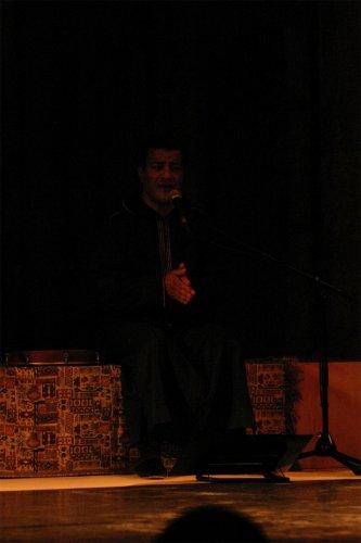 MusicaSacraSegovia-Abril2015-low-17.jpg33 Semana de la Música Sacra de Segovia con los músicos Mahmoud Fares, Salah Percusionoriental, Wafir S. Gibril y Abdelsalam Naiti; y los bailarines Mohamed Babli y Leena Qadi — en Iglesia De San Juan De Los Caballeros Segovia.
