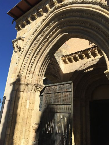 33 Semana de la Música Sacra de Segovia con los músicos Mahmoud Fares, Salah Percusionoriental, Wafir S. Gibril y Abdelsalam Naiti; y los bailarines Mohamed Babli y Leena Qadi — en Iglesia De San Juan De Los Caballeros Segovia.