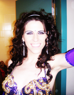Leena Qadi en TV Castilla La Mancha