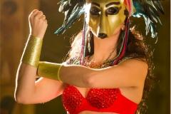 Danza Máscara de Anubis