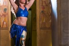 Danza Faraónica Templo El Karnak