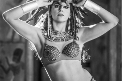 Danza Faraónica Templo El Karnak Anubis