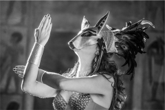 Danza Faraónica El Karnak Anubis