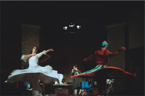 Leena Qadi y Mohamed Babli