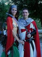 Feria Medieval de Buitrago de Lozoya 2009