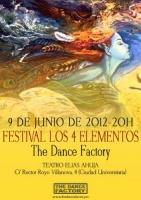 """Festival Alumnos """"Los 4 elementos"""" 2012"""