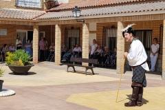 Medieval Carpio de Tajo: Cuentacuento El Lobo Feroz