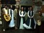 """Espectáculo """"Gyroscope"""" para la presentación de Moros y Cristianos (Oliva)"""