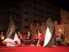 Presentación de los capitanes Moros y Cristianos en Oliva