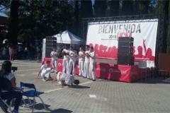 Capoeira Jornada Bienvenida UCM