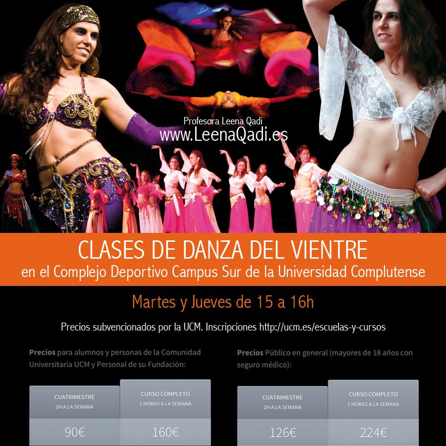 clases_danza_vientre_madrid_leenaqadi_ucm_complutense