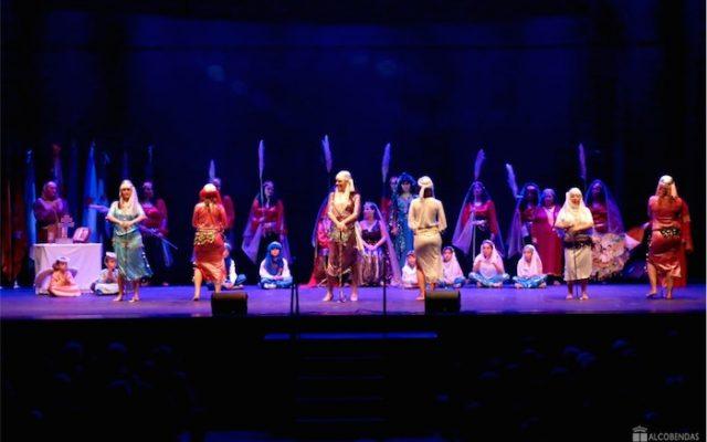 espectáculo compañía petite hanin, compañía amateur, compañía danza del vientre
