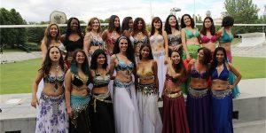 danza del vientre UCM, danza oriental Universidad Complutense Madrid, curso danza vientre universidad