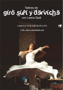 Intensivos Iniciación al Giro Sufi/Derviche @ EFIMERAL